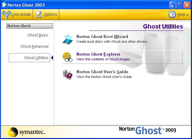 Symantec Norton Ghost 2003 Bootable Cd Download